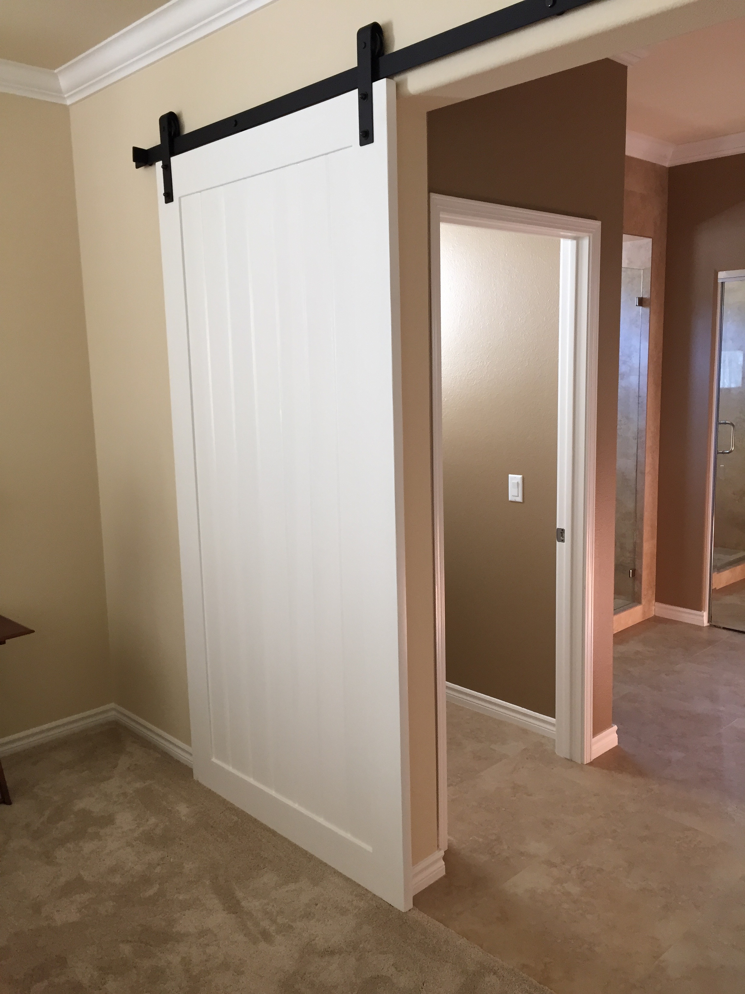 ... across Orange County. A Barn Door is an attractive way to ide a space and also create a focal point. Let us design and build you custom Barn Door! & Barn Doors - Inspired Remodels pezcame.com