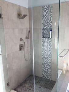 bathroom designers and homeowners love frameless shower doors
