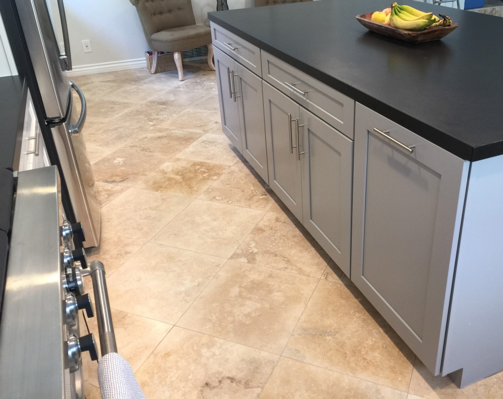 kitchen and bathroom remodeling using engineered stone surfaces