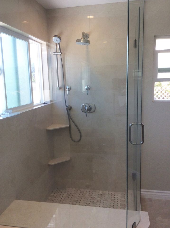 shower head height the ideal height for a shower head