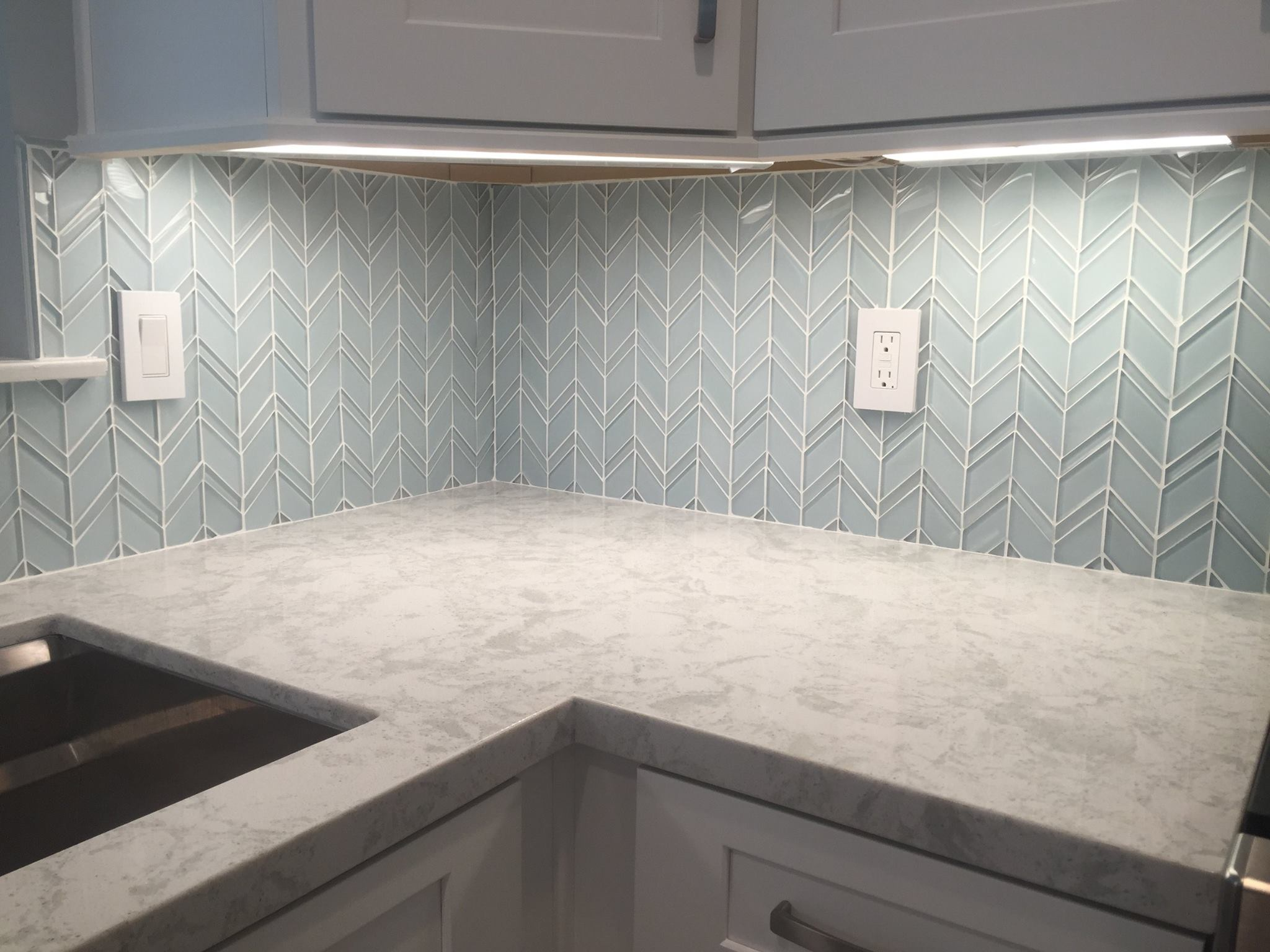 Kitchen renovation ideas to fall in love with this fall - Backsplash tile designs patterns ...