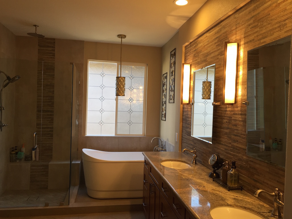 Irvine Bathroom Inspired Remodels