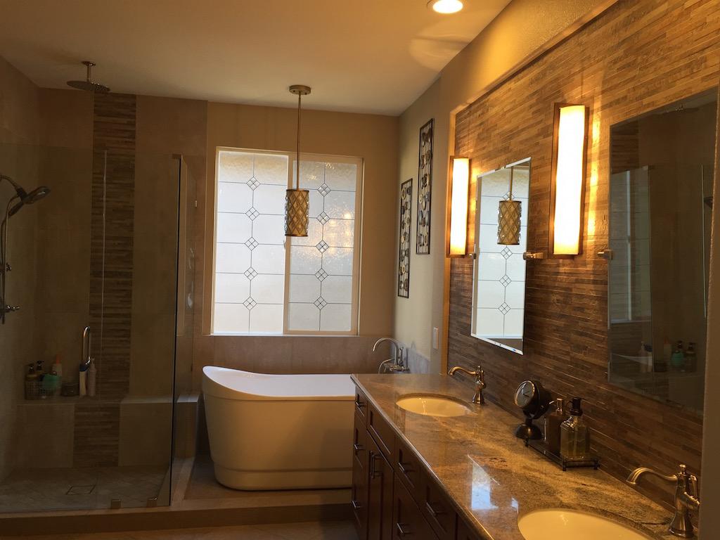 Irvine bathroom inspired remodels for Bathroom remodeling irvine ca