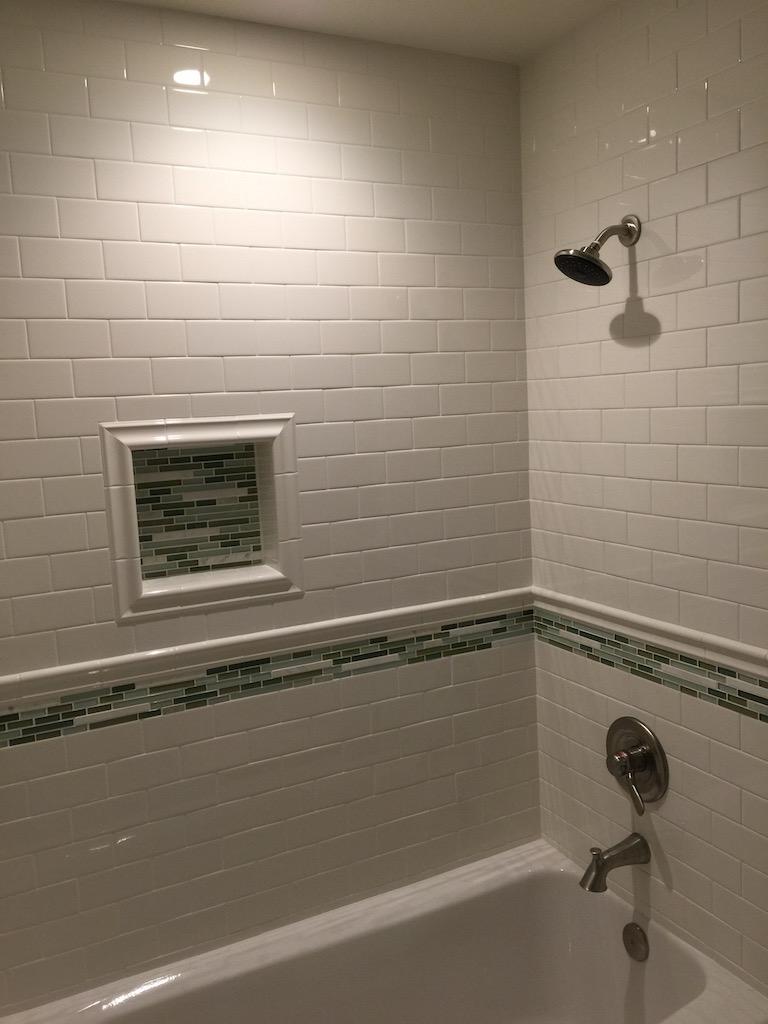 Subway Tile Inspired Remodels