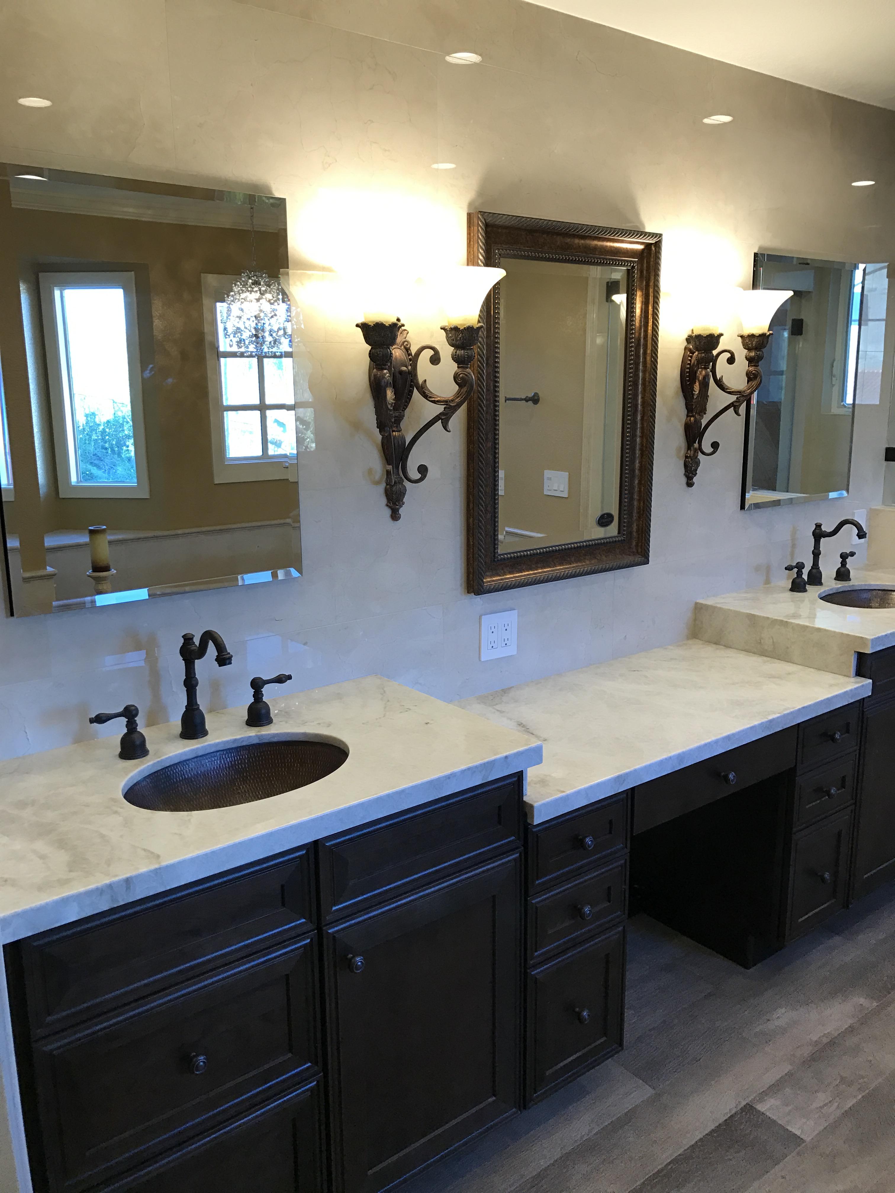Orange County Bathroom Remodels Inspired Remodels