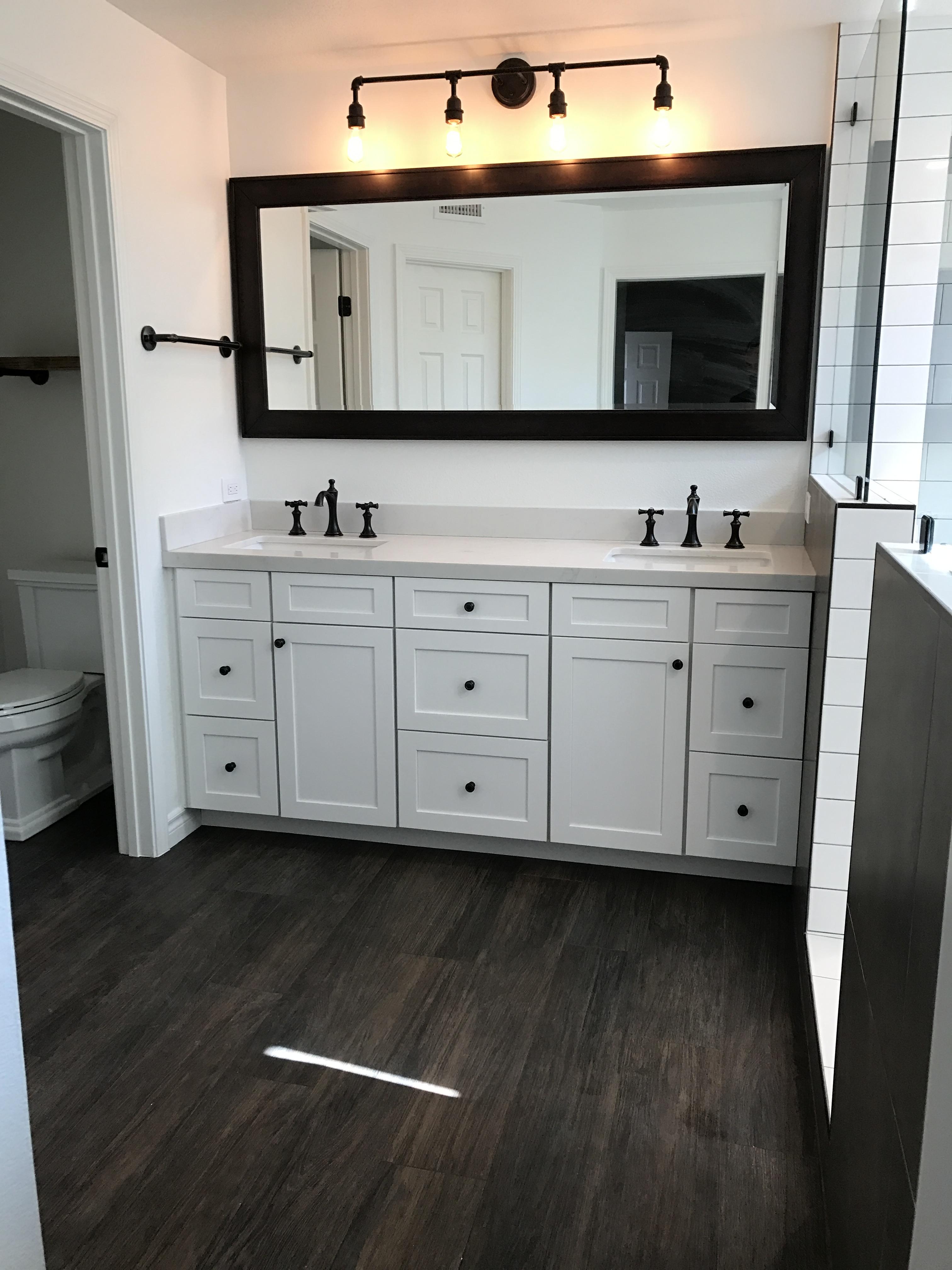 Orange County Bathroom Remodels - Inspired Remodels