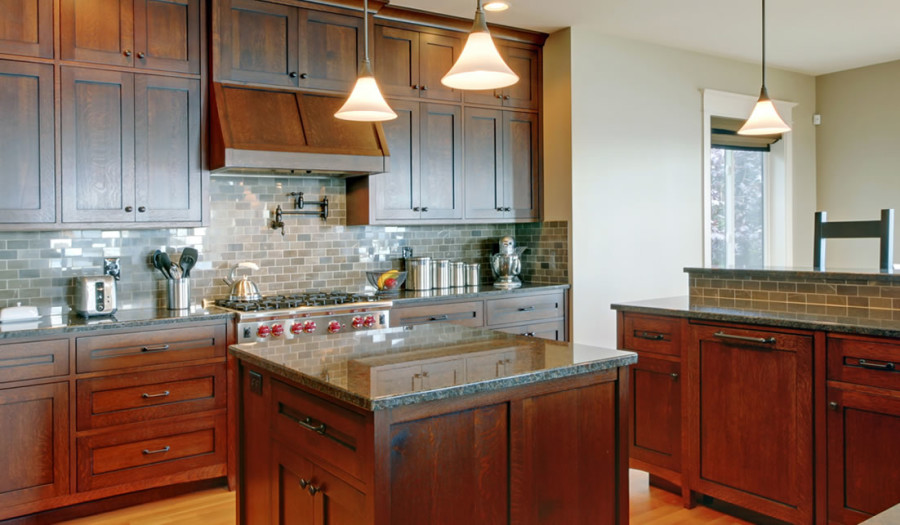 Orange County Kitchen Cabinet Contractor for Decora, KitchenCraft and Waypoint Cabinets
